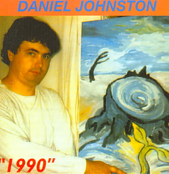 1990 BY JOHNSTON,DANIEL (CD)