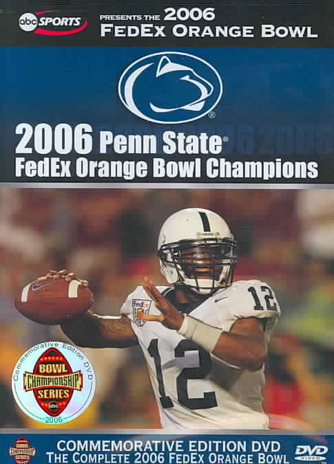 2006 ORANGE BOWL:PENN STATE VS FSU (DVD)